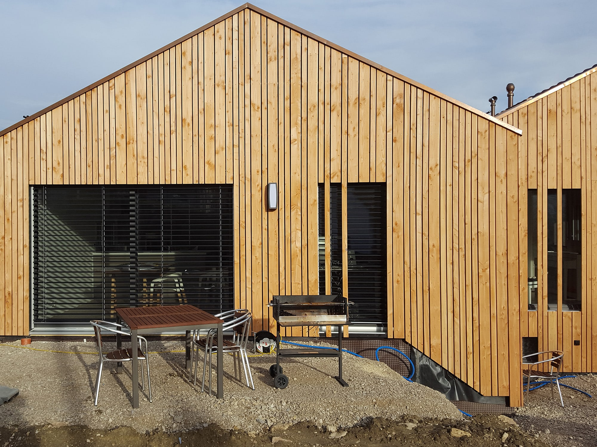 Bardage Bois Vertical Interieur plafonds & parois en lambris pour votre maison – pollien & fils